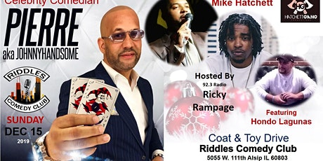 Comedy 4 Christmas  Starring Comedian Pierre tickets