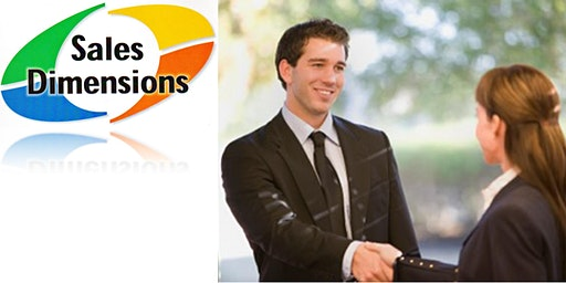 Selling with Personality - Sales Dimensions™ 1 Day Workshop.