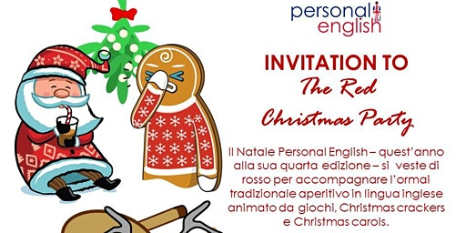 The Red Christmas Party