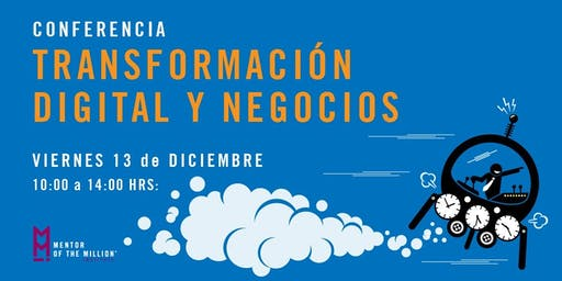 Conferencia: Transformación Digital y Negocios en Puebla