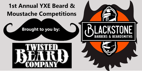 1st Annual YXE Beard & Moustache Competitions tickets