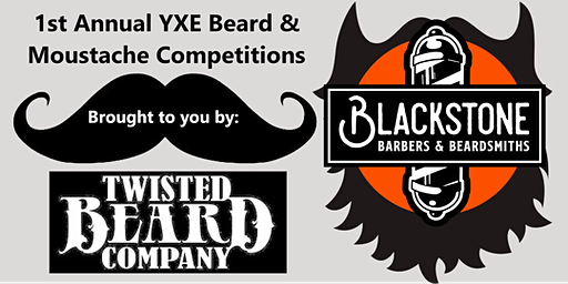 1st Annual YXE Beard & Moustache Competitions