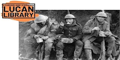 WW1 Veterans' Post-War Experience in Ireland tickets