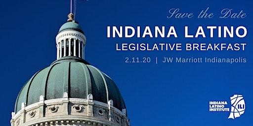2020 Indiana Latino Legislative Breakfast