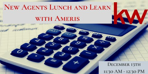 New Agents Lunch and Learn with Ameris