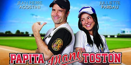 Papita, Maní, Tostón- Venezuelan Film Festival in Singapore 2019- DAY 3 tickets