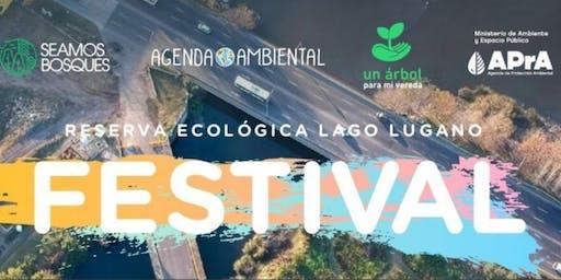 Festival en Reserva Ecológica Lago Lugano
