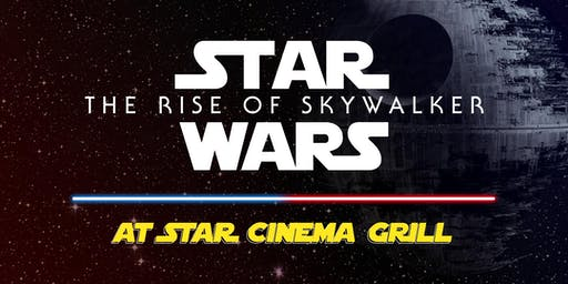 TWG Cypress: Star Wars Movie Night