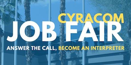 CyraCom Career Fair - Phoenix AZ tickets