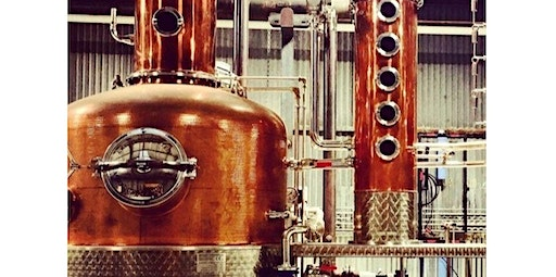 Distillery Tour (03-28-2020 starts at 1:00 PM)
