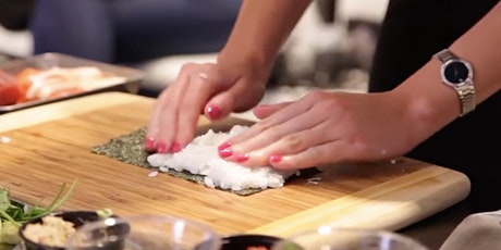 "Sushi Making Class & Saturday Brunch ""PREMIUM SELECT"" 2020 tickets"
