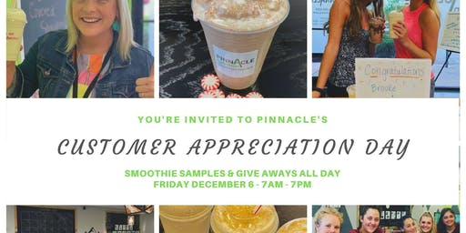 Pinnacle Customer Appreciation Day