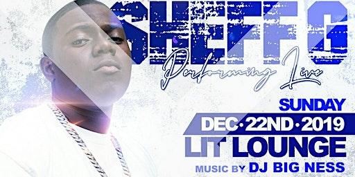 Sheff G Live in Providence