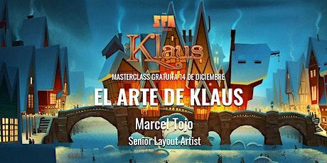 "Masterclass ""El Arte de Klaus"" - Javier Tojo entradas"