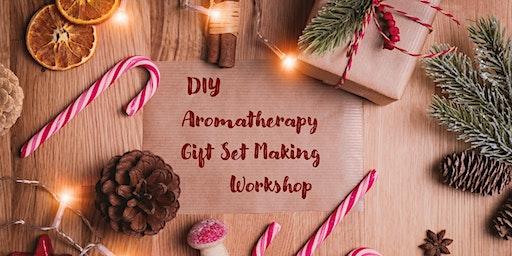 DIY Aromatherapy Gift Set Making Workshop