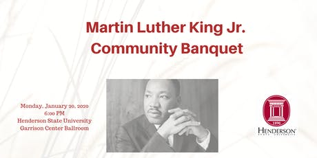 Dr. Martin Luther King, Jr. Day Community Banquet tickets