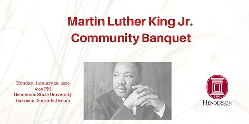Dr. Martin Luther King, Jr. Day Community Banquet