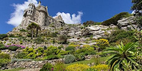 Garden Tours on St Michael's Mount tickets
