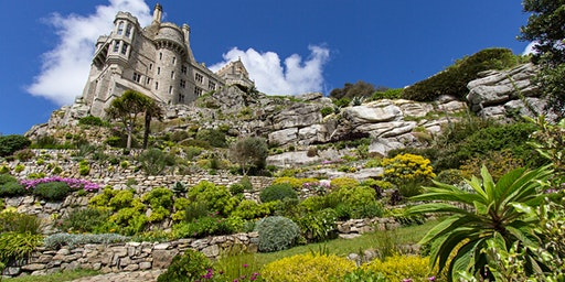 Garden Tours on St Michael's Mount