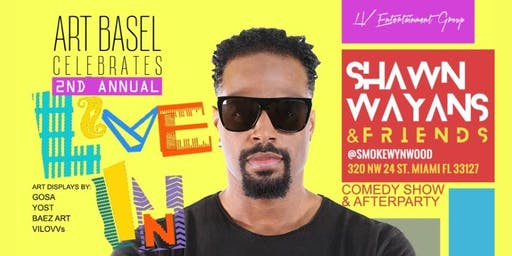 Live in Color with Shawn Wayans & Friends