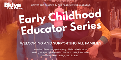 BKLYN Early Childhood Educator Series Hands-On Art for Young Children (CTLE-3) tickets