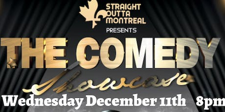 Montreal Comedy Club ( Stand Up Comedy ) Comedy Showcase billets