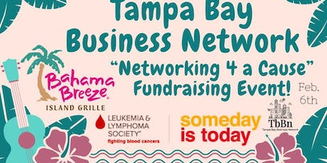 """TbBn """"Networking 4 a Cause"""" Fundraising Event! 