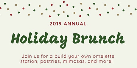 ETC Annual Holiday Brunch tickets