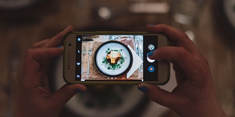 Workshop: Better phone photography for your business tickets
