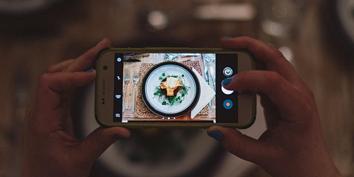 Workshop: Better phone photography for your business