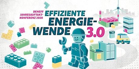 DENEFF-Jahresauftaktkonferenz #jak2020 Tickets