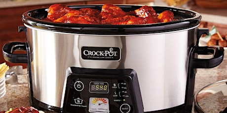 Castleview Hospital/USU Extension  Quick and Easy Cooking Slow Cooker Meals tickets