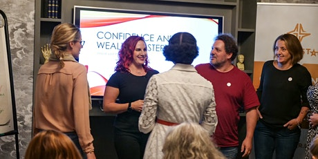 Confidence and Wealth Mastery tickets