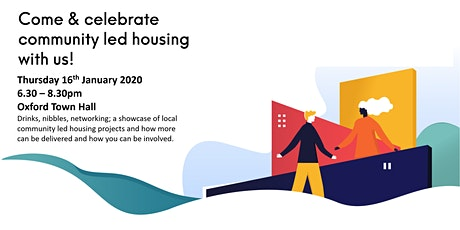 Celebration of Community Led Housing! tickets