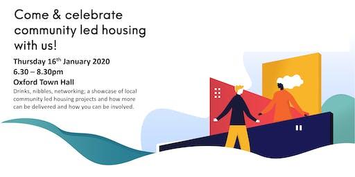 Celebration of Community Led Housing!
