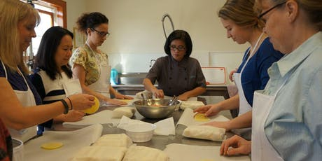 Filipino and Asian Foods 101 Hands on Class tickets
