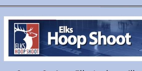 Camp Springs ELKS LODGE Hoopshoot tickets