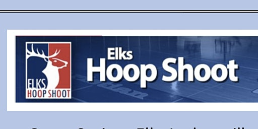 Camp Springs ELKS LODGE Hoopshoot