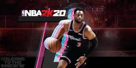 Ink My Image NBA 2K20 Tournament (XBox1) tickets