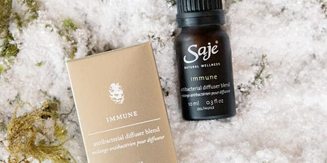 Wellness during the holidays // Saje Natural Wellness tickets