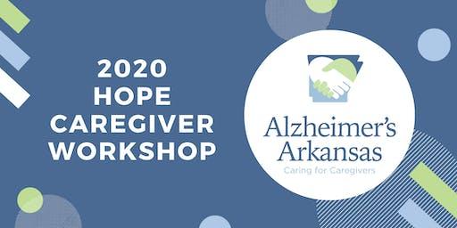 Little Rock Hope Caregiver Workshop