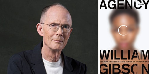 William Gibson at First Parish Church