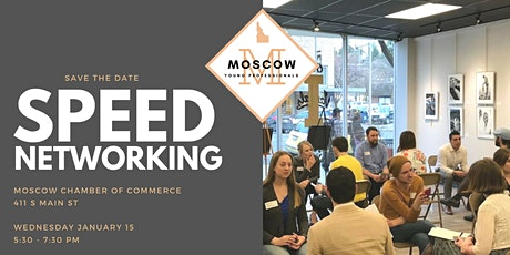 Speed Networking with Moscow Young Professionals! tickets