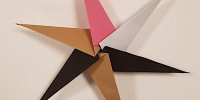 Origami - Opération décoration de Noël