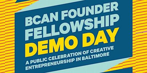 BCAN Founder Fellowship Demo Day 2020