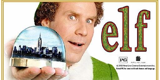 """""""ELF the Movie"""" - FAITH Food Pantry Drive at Edmond Town Hall"""