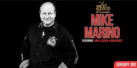 Comedy Night with NJ's Bad Boy Mike Marino tickets