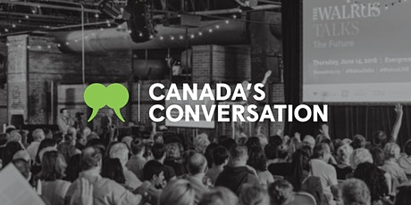 The Walrus Talks  Energy Vancouver 2020 tickets