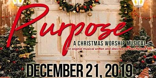 Purpose: A Christmas Musical