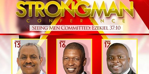 Strong Man Conference 2020 (Seeing Men Committed)